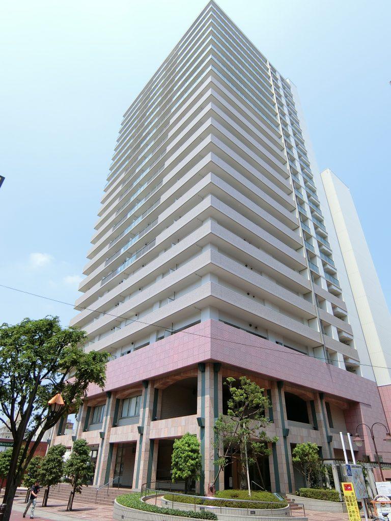 ライオンズタワー上尾 高層階 タワーマンション