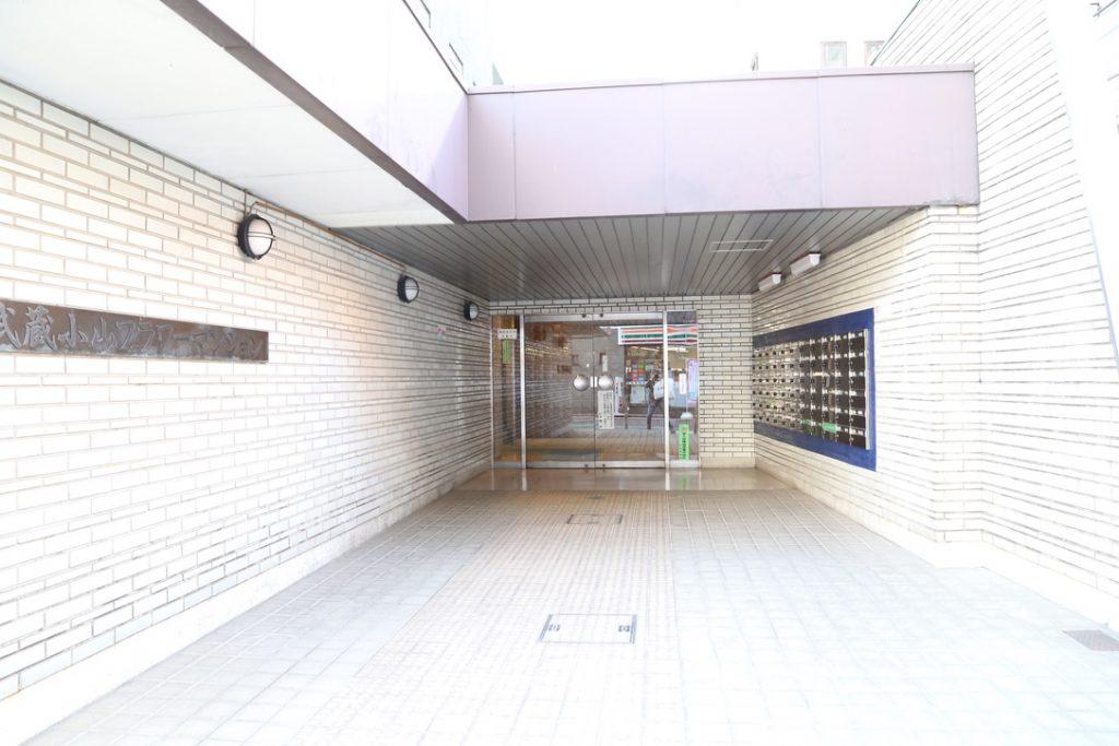 武蔵小山フラワーマンション ビンテージマンション 駅チカ