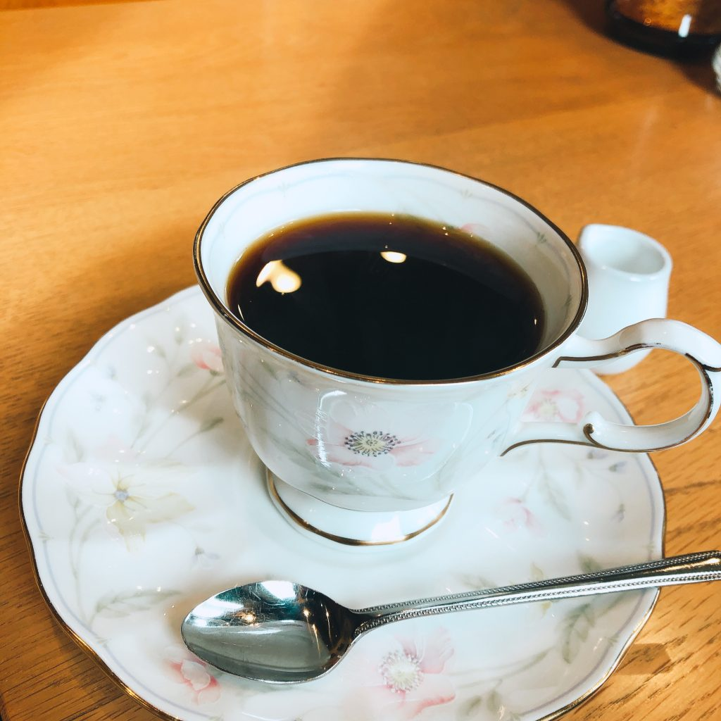 自家焙煎珈琲れんがのれんがコーヒー