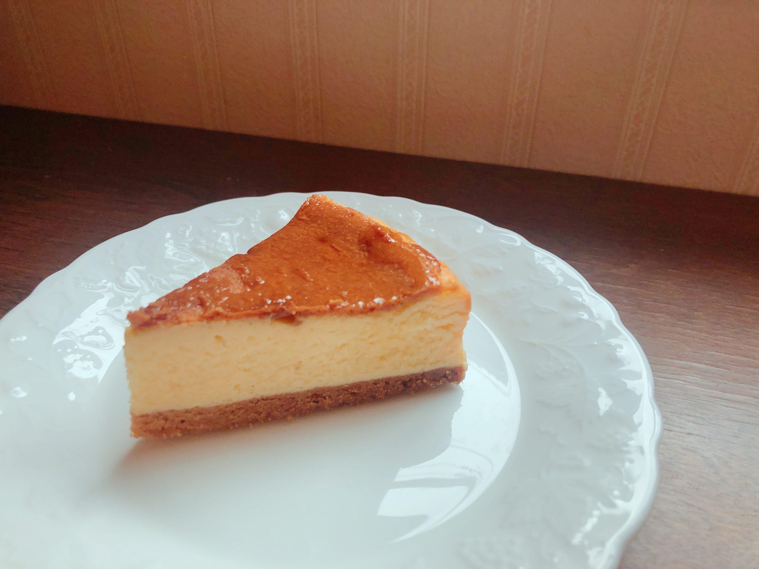 さいたま市浦和区大原 カフェプレフェレ チーズケーキ