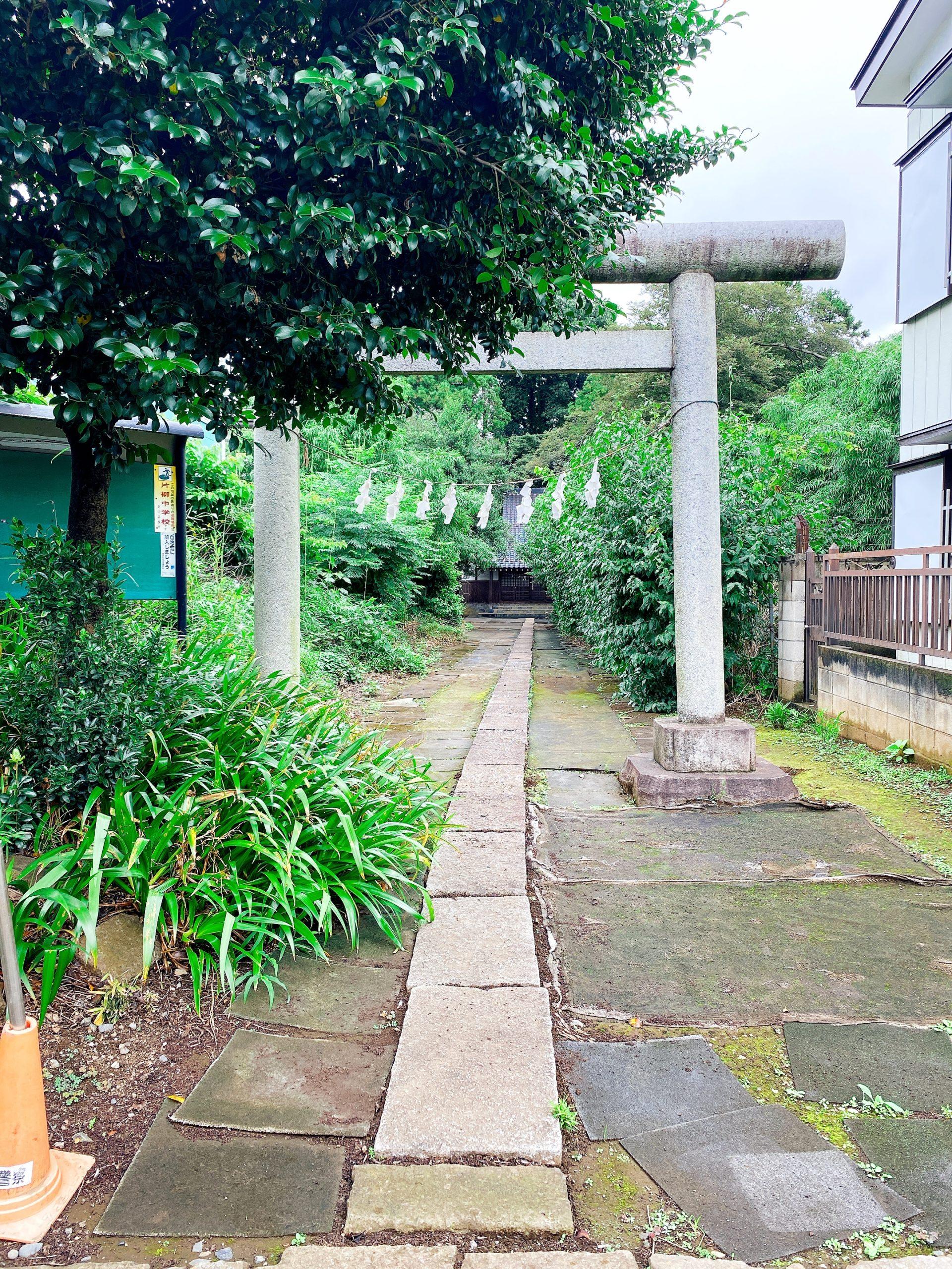 見沼区御蔵 神明神社