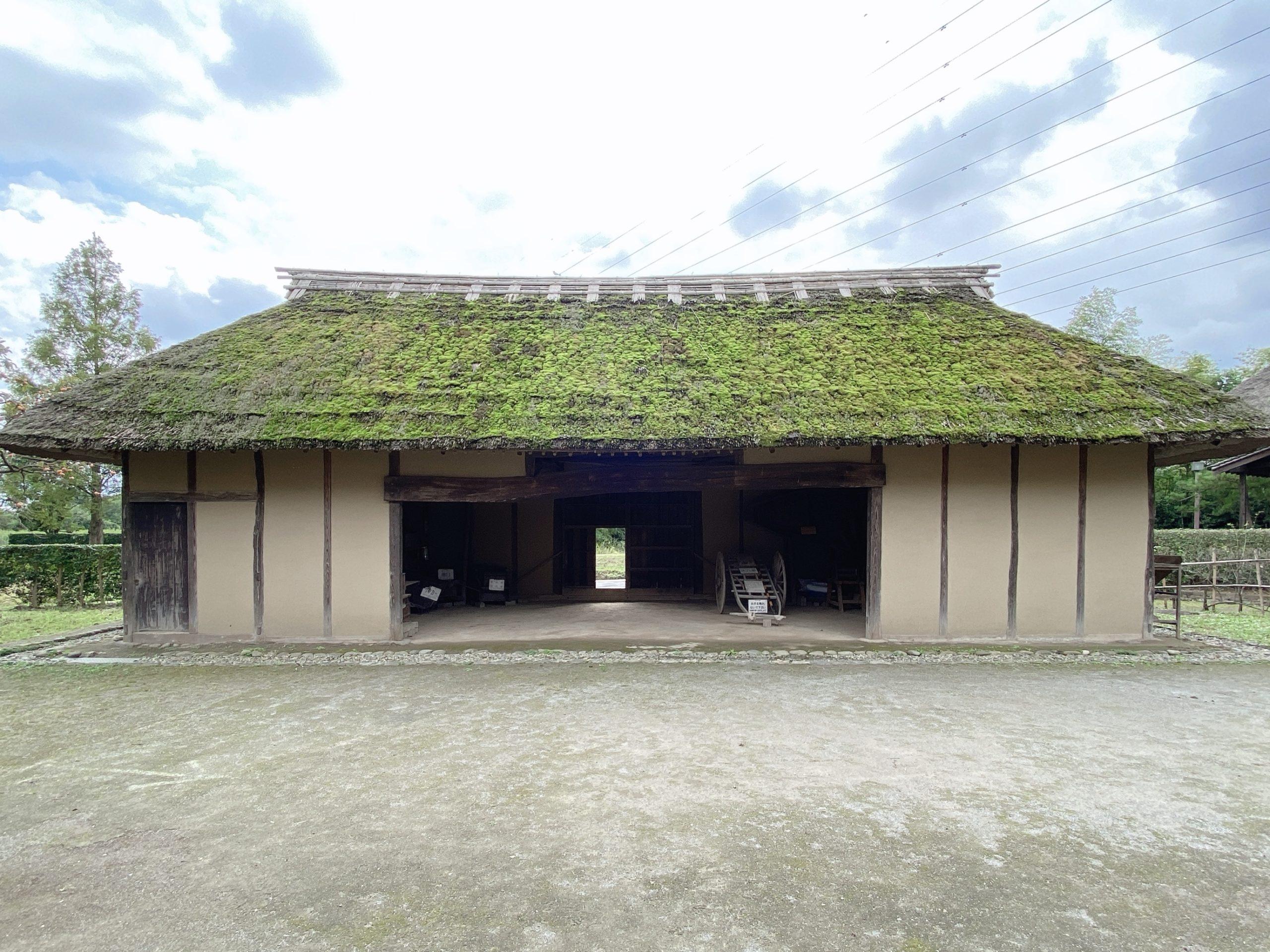 さいたま市緑区 浦和くらしの博物館民家園