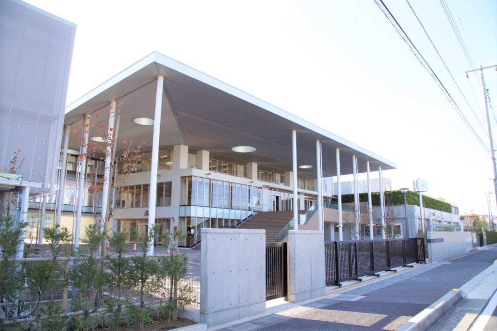 美園南中学校