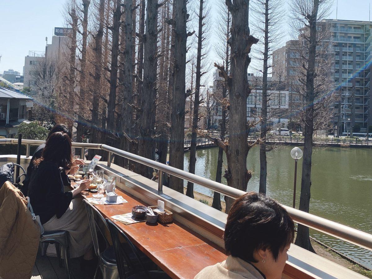 南区別所 別所沼公園 アナザープレイスカフェ