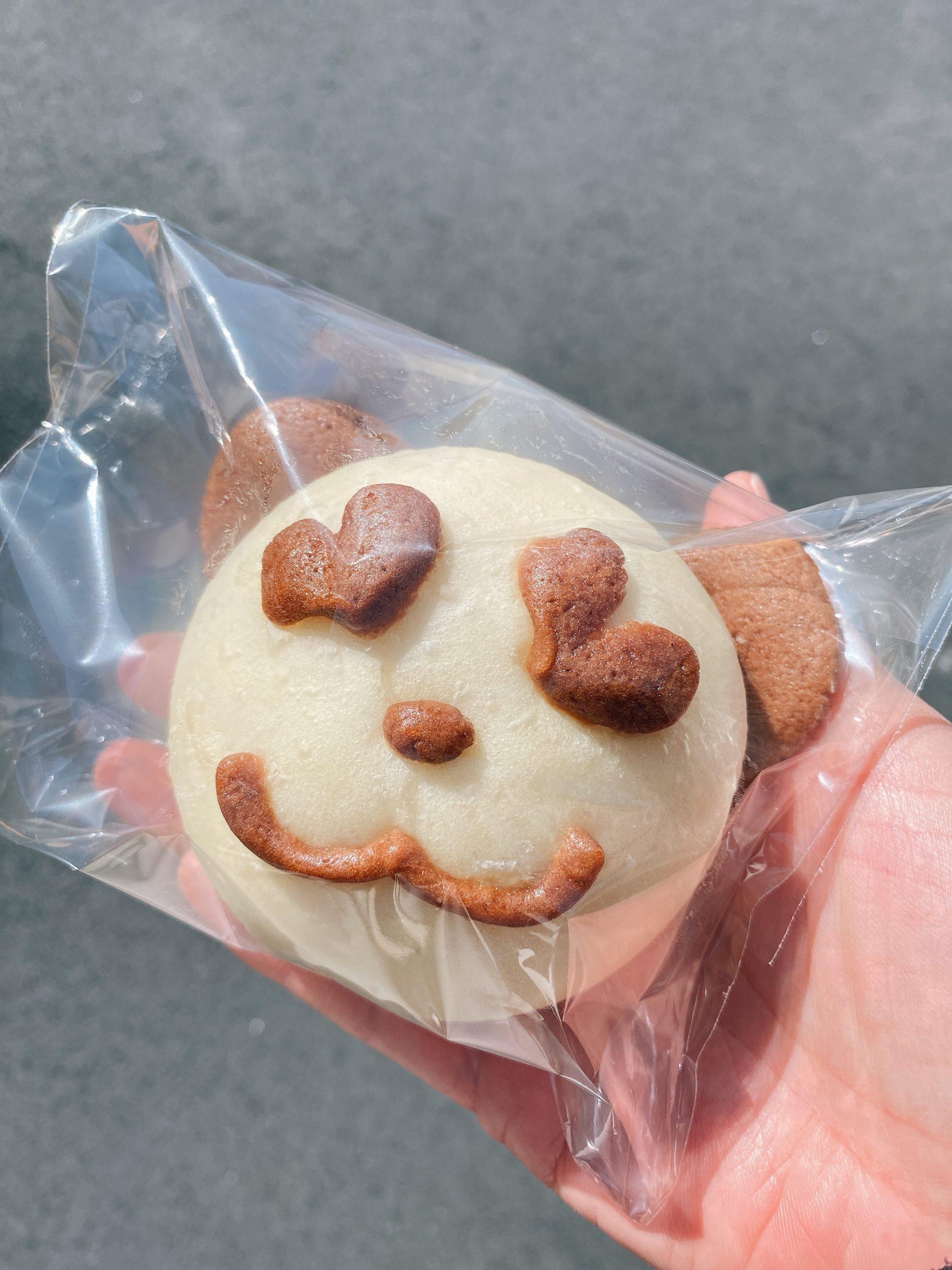 南区別所 ぱんだちゃん パン屋