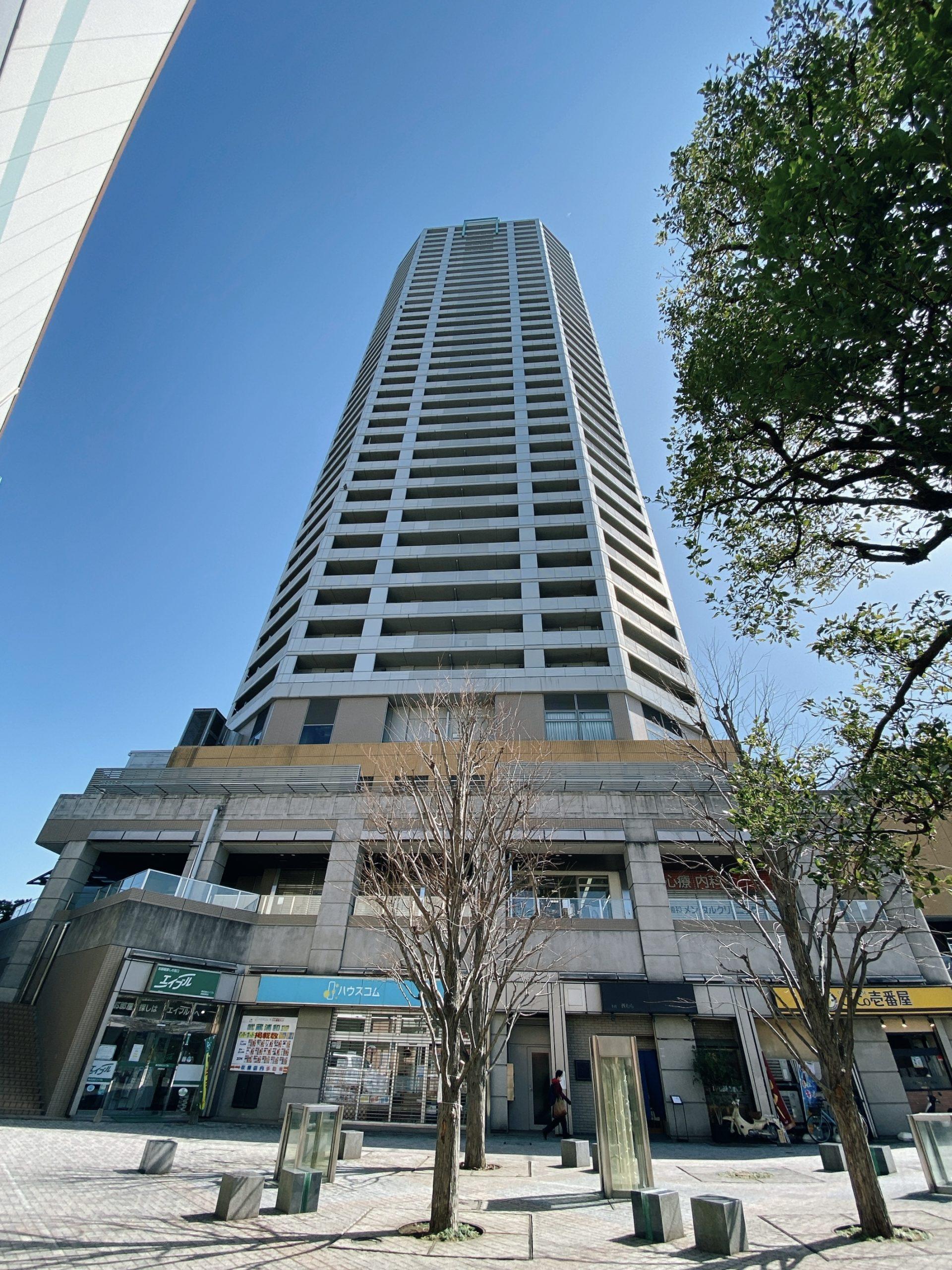 南区別所 JR武蔵浦和駅前タワーマンション